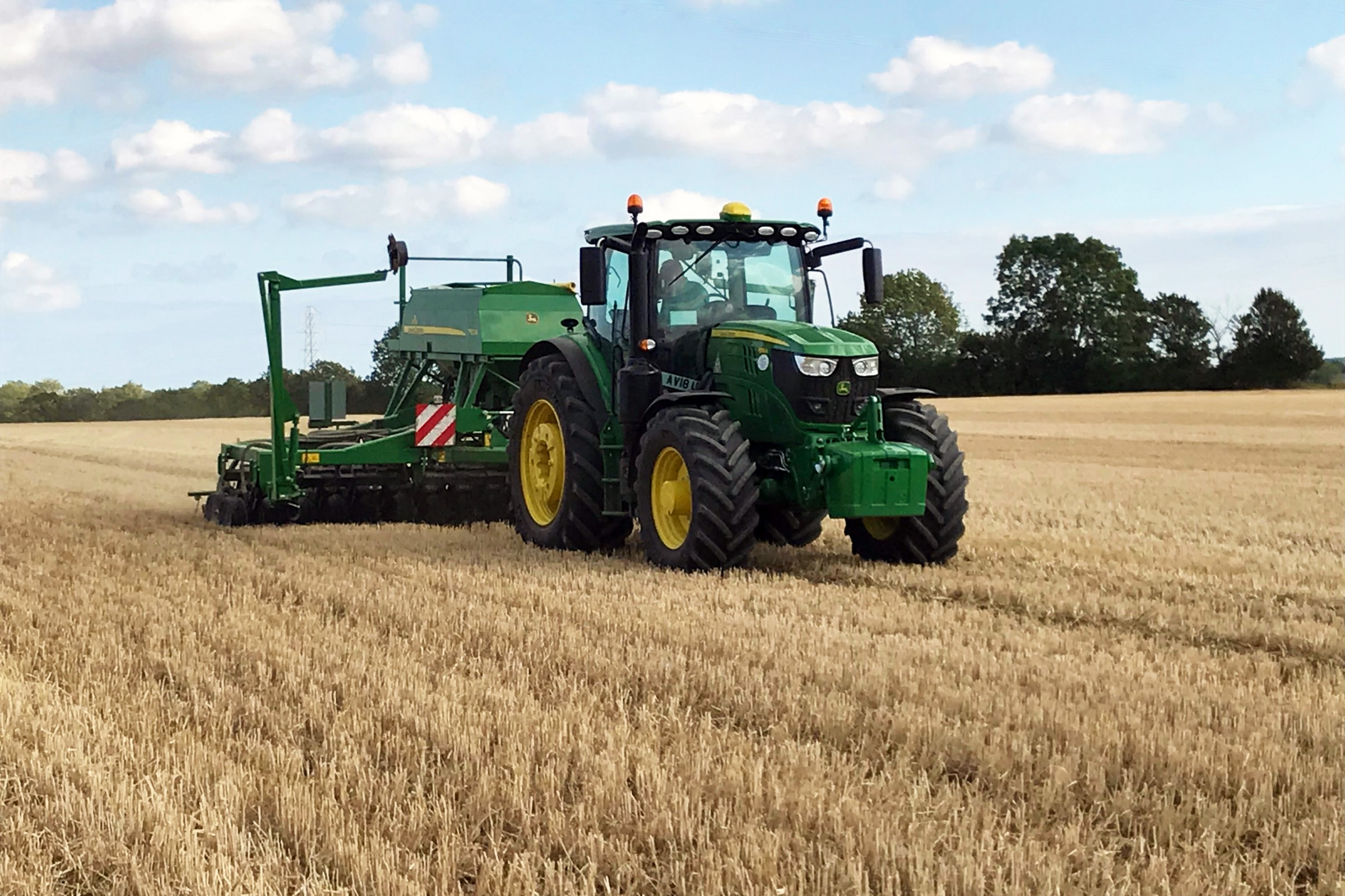 GET THE BEST FROM YOUR JOHN DEERE 750A – WHATEVER THE CIRCUMSTANCES