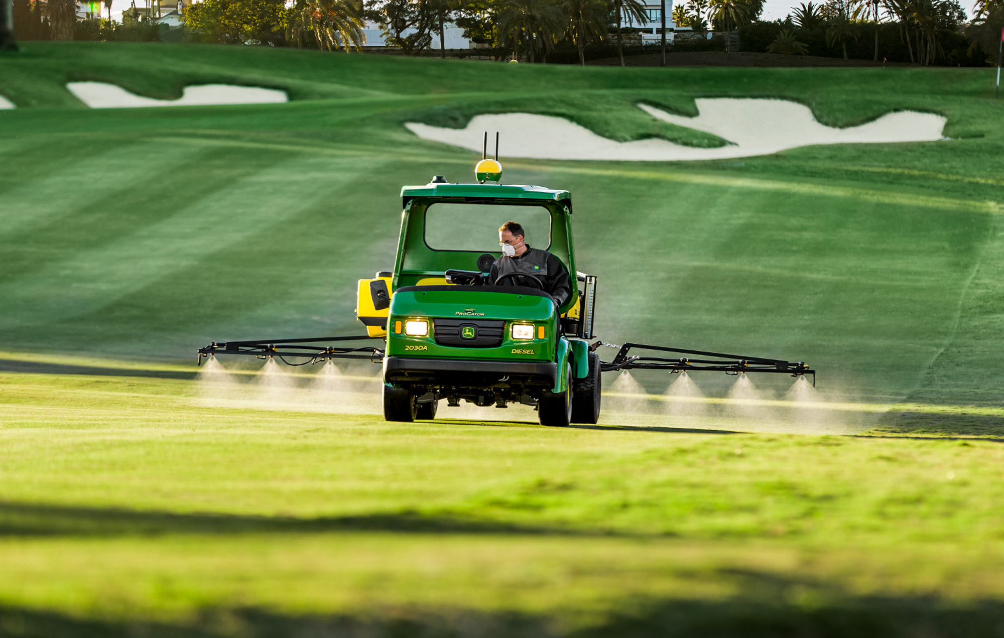 The precision spraying revolution starts at BTME