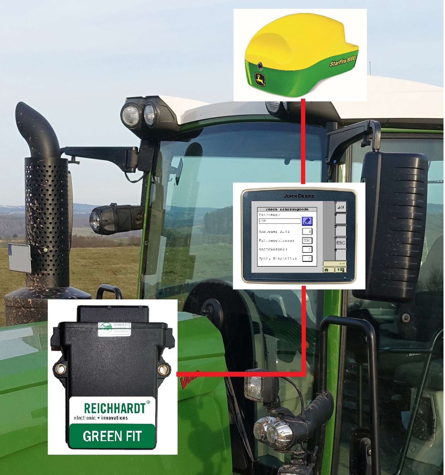 John Deere and Reichhardt partnership announced
