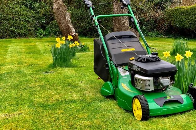 Getting The Perfect Lawn Stripe