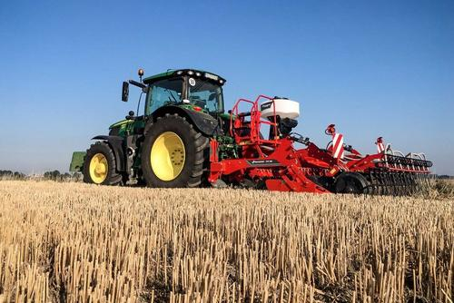 KVERNELAND LAUNCHES NEW DTX WITH A-DRILL