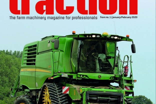 Traction: Field Test the John Deere T550i & T670i