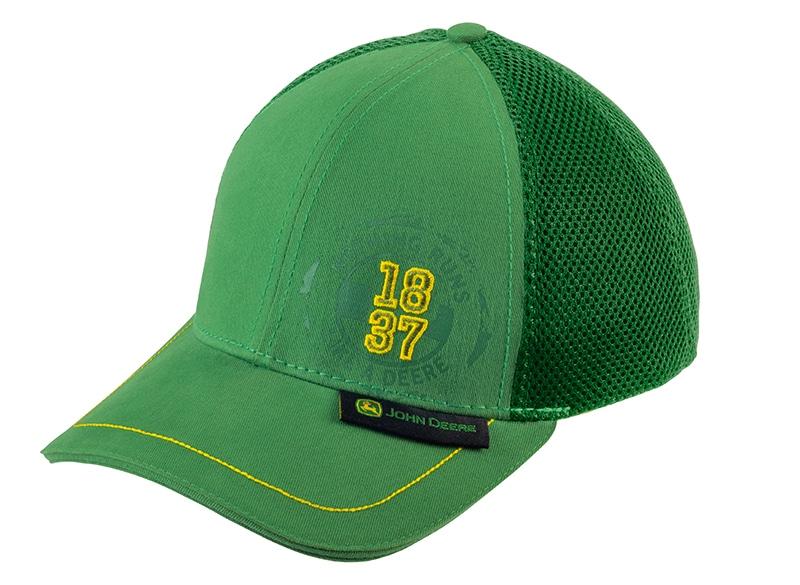 John Deere Basic Green Baseball Cap