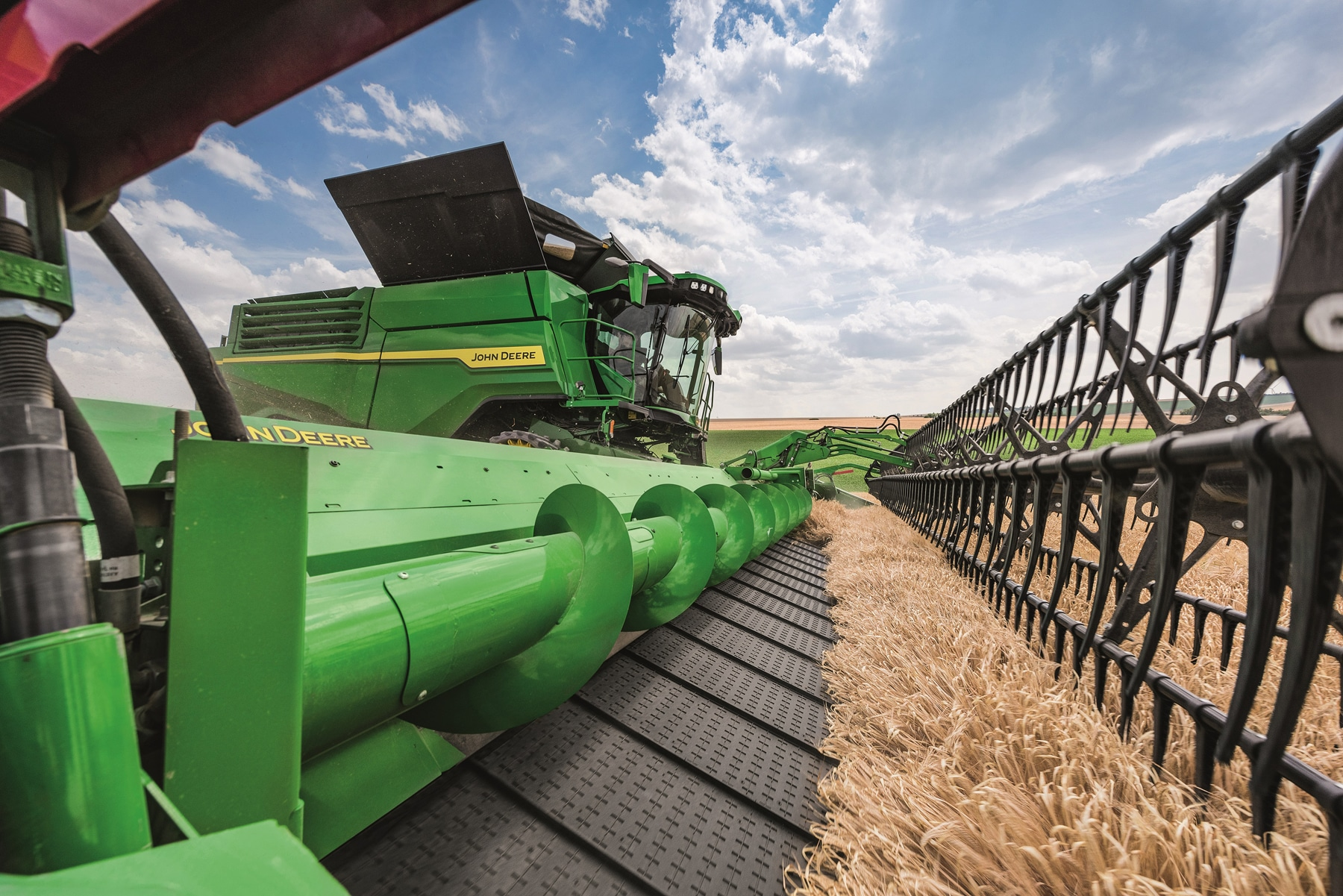 John Deere introduces brand new header line-up