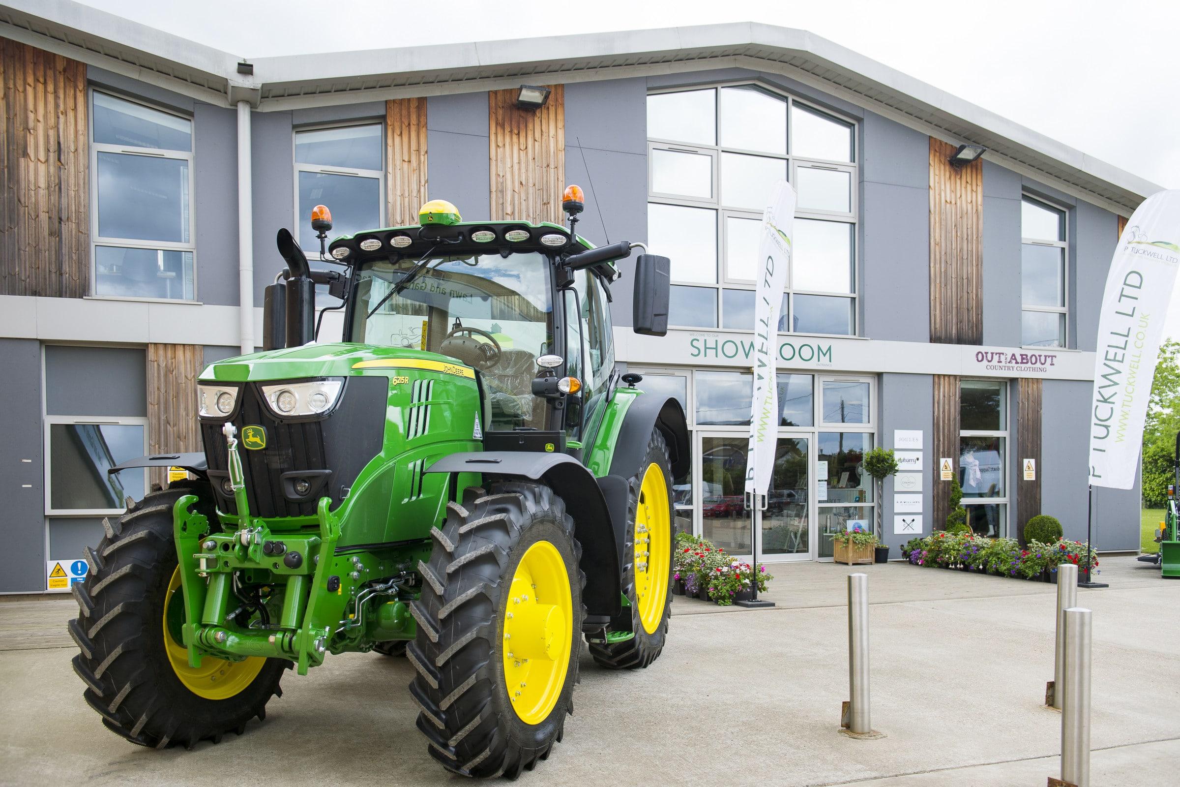 P Tuckwell Ltd announce intent to acquire Burden Bros Agri Ltd
