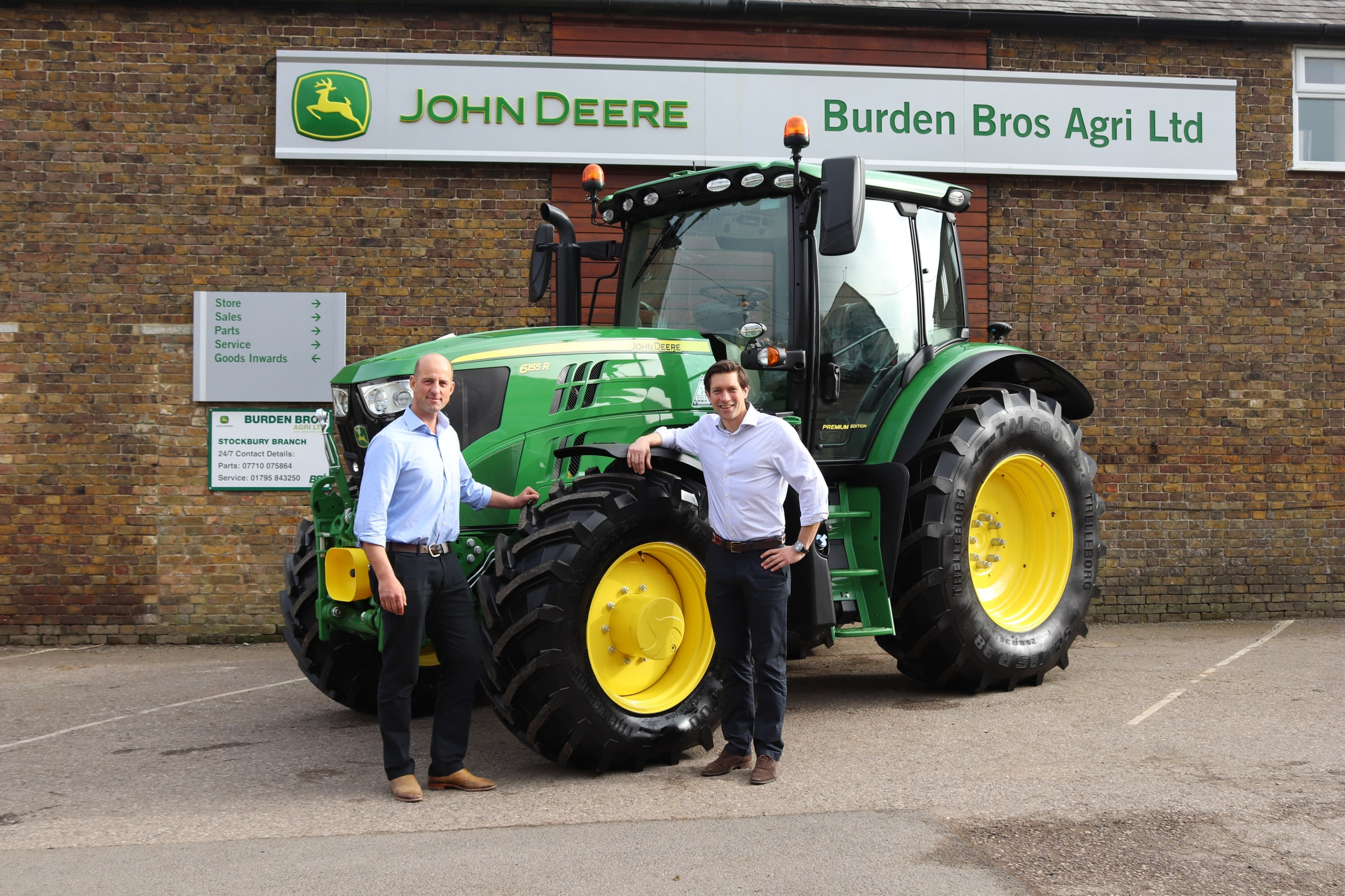 P Tuckwell Ltd complete acquisition of Burden Bros Agri Ltd