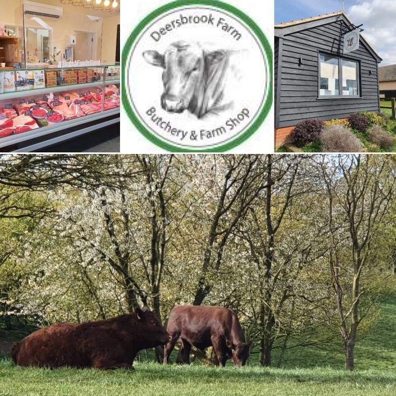 Great British Beef Week 2021: Spotlight on Deersbrook Farm Beef & Pork