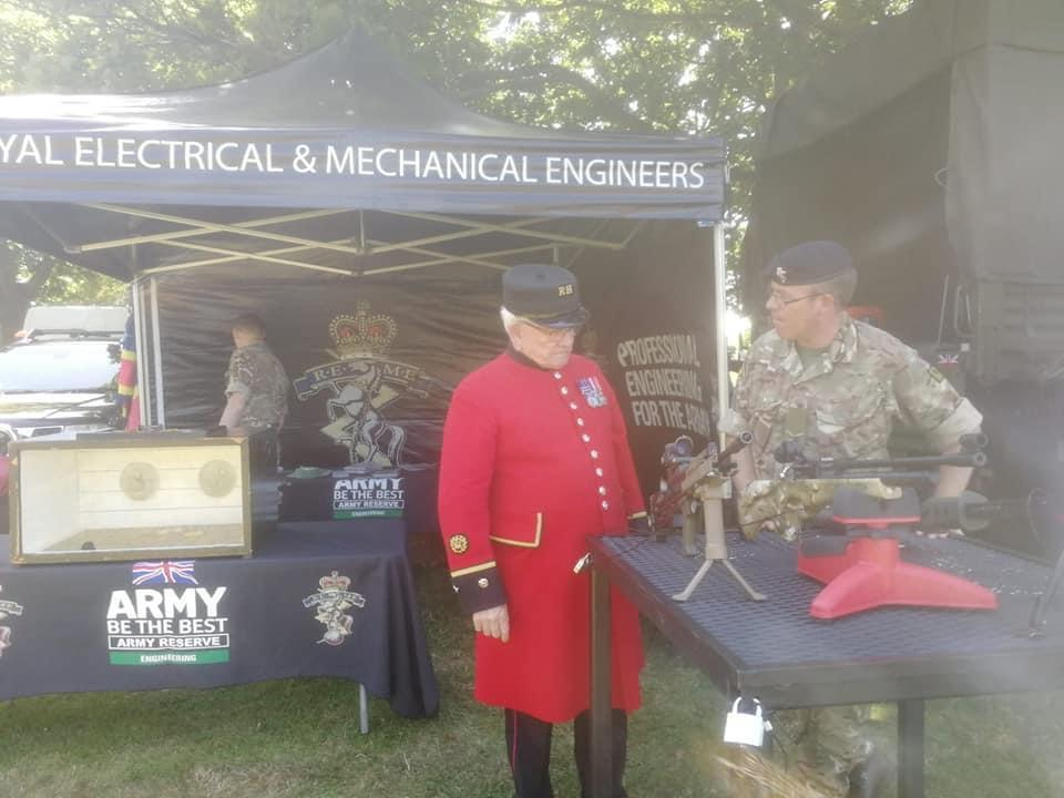 Tuckwells celebrates Armed Forces Day