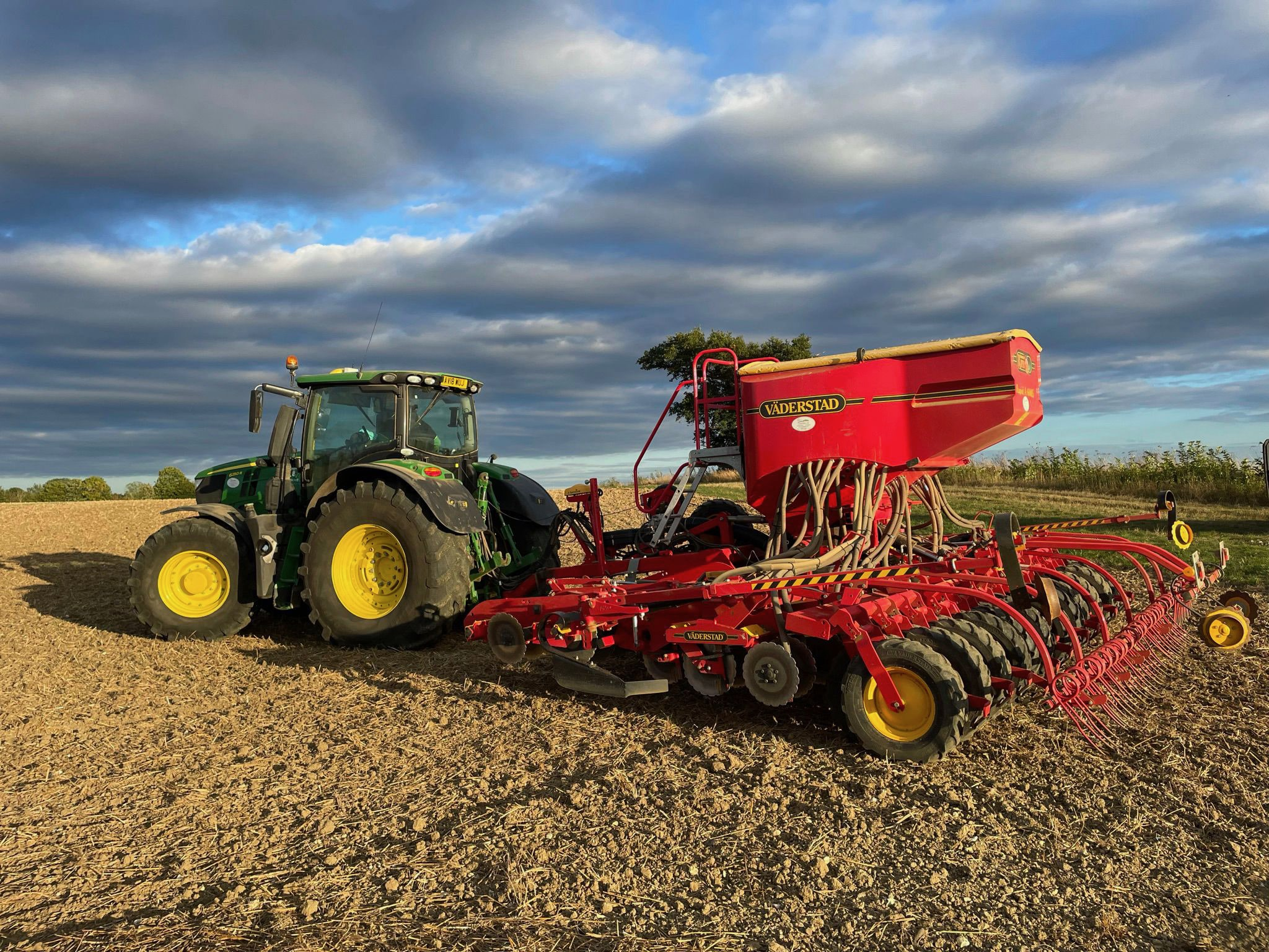 TUCKWELL FARMS: POST HARVEST UPDATE
